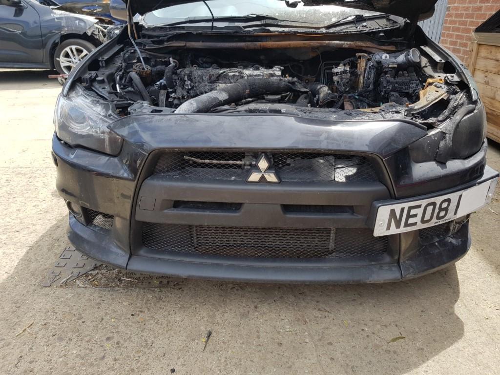 Mitsubishi Lance Evo X 2.0 Petrol Turbo