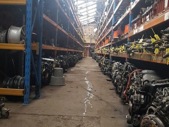 Japanese car parts Sheffield, Used spares, Sheffield Scrap yard