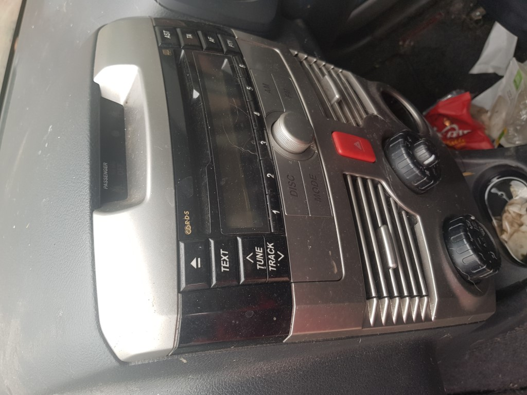 ref 126 Daihatsu Terios Kiri 5 door 2008 1.5 Petrol