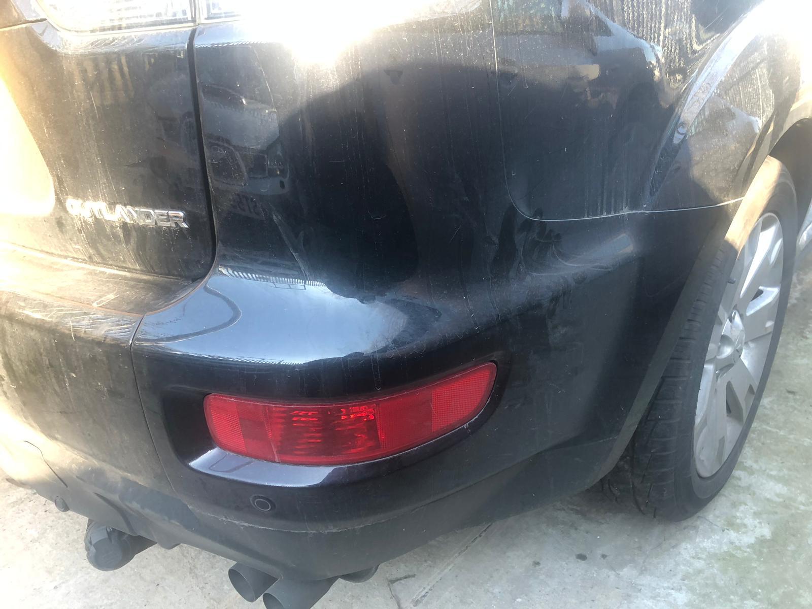 ref 125 Mitsubishi Outlander 2.2 D 2011 Auto