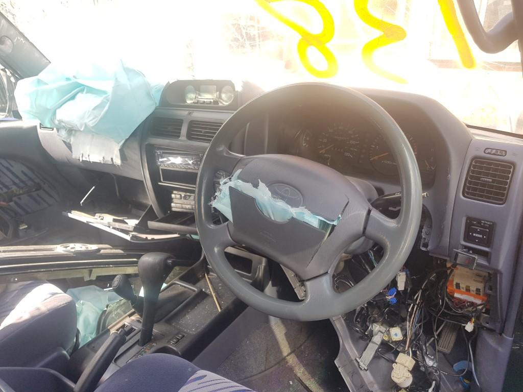 ref 138 Toyota Land Cruiser 4×4 3.0td 1997
