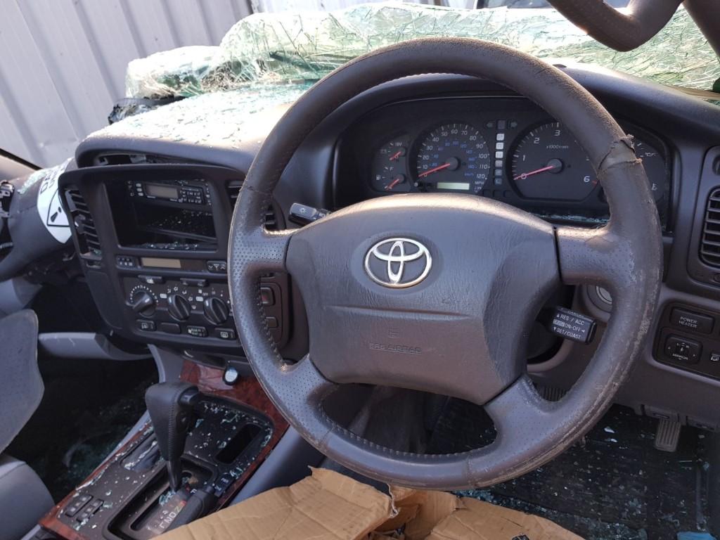 REF 71 TOYOTA LAND CRUISER 2001 4.2 TURBO DIESEL AUTO