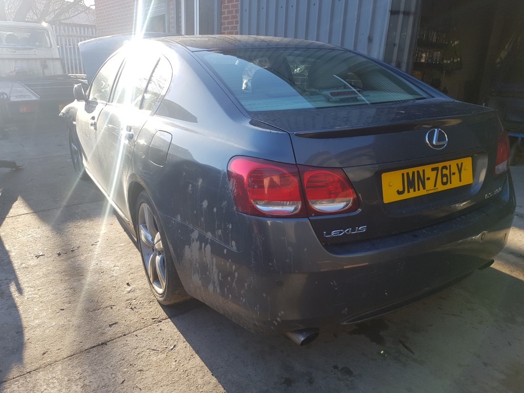 REF 112 LEXUS GS300 2005 5 Door ENGINE 3.0P 2005 AUTOMATIC