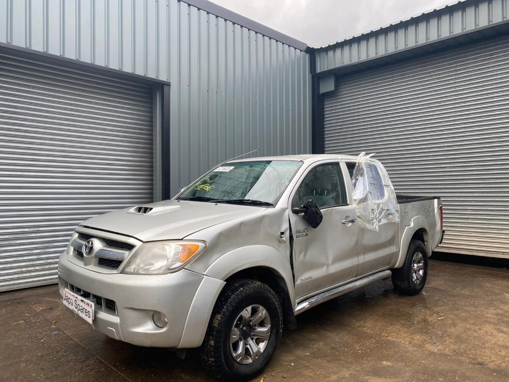 REF 200 TOYOTA HILUX INVINCIBLE 4X4 2008 3.0D4D 4 SPEED AUT