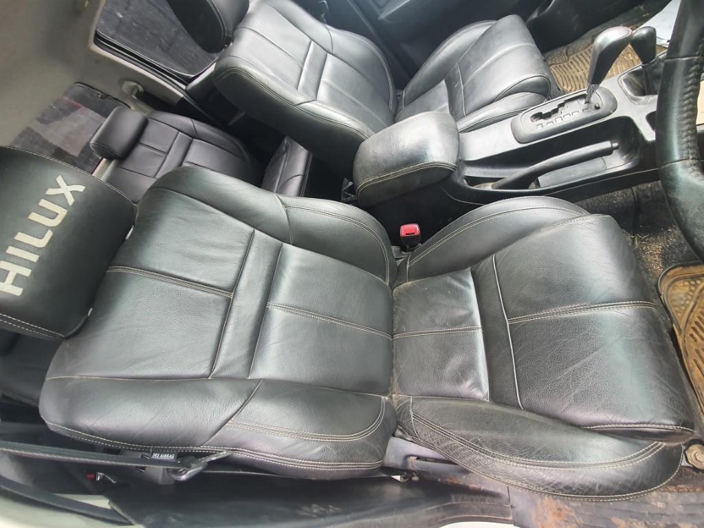 REF 218 TOYOTA HILUX DCB INVINCIBLE 4X4 2015 3.0D4D AUTO 5 SPEED